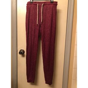 Charlotte Russe sweatpant joggers